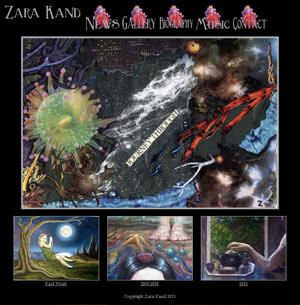 Zara Kand Art