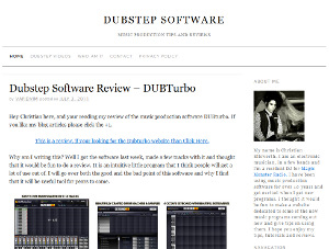 Dubstep Software